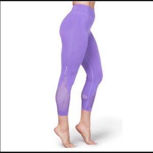 Beachbody Purple 21 Day Fix Athletic Leggings M